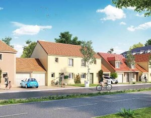 Achat / Vente programme immobilier neuf Ormoy proche commerces (91540) - Réf. 2553