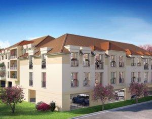 Achat / Vente programme immobilier neuf Ormoy proche commodités (91540) - Réf. 2857