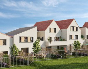 Achat / Vente programme immobilier neuf Ormoy proche RER Plessis-Chenet (91540) - Réf. 6079