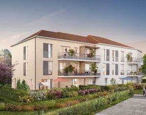 Achat / Vente programme immobilier neuf Ormoy quartier de la Plaine Saint-Jacques (91540) - Réf. 2343