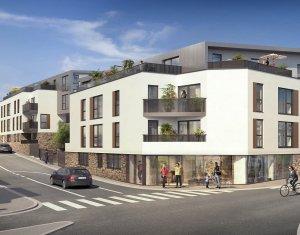 Achat / Vente programme immobilier neuf Orsay centre-ville proche parc Charles Boucher (91400) - Réf. 2007