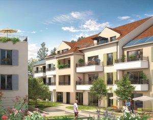 Achat / Vente programme immobilier neuf Osny proximité centre (95520) - Réf. 87