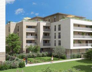 Achat / Vente programme immobilier neuf Palaiseau proche centre-ville (91120) - Réf. 2611