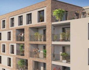 Achat / Vente programme immobilier neuf Paris quartier Portes de  Montrouge (92120) - Réf. 2612