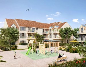 Achat / Vente programme immobilier neuf Parmain proche gare de Valmondois (95620) - Réf. 578