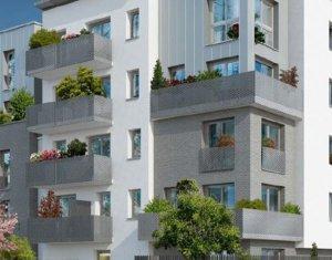 Achat / Vente programme immobilier neuf Pavillons-sous-Bois à 10 km de Paris (93320) - Réf. 2038