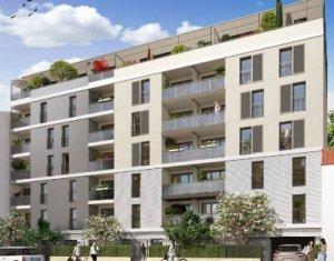 Achat / Vente programme immobilier neuf Pavillons-sous-les-Bois à 500 mètres du Tramway (93320) - Réf. 3644