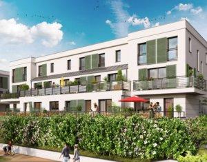 Achat / Vente programme immobilier neuf Persan proche de la forêt domaniale de Carnelle (95340) - Réf. 2147