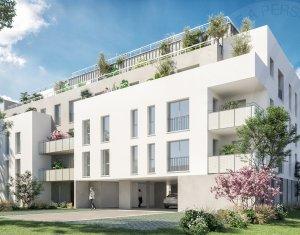 Achat / Vente programme immobilier neuf Pierrefitte-sur-Seine à 300 mètres du collège (93380) - Réf. 4287