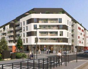 Achat / Vente programme immobilier neuf Pierrefitte-sur-Seine proche centre (93380) - Réf. 3777