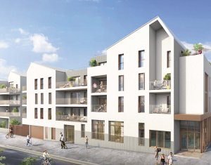 Achat / Vente programme immobilier neuf Pierrefitte-sur-Seine proche commodités (93380) - Réf. 1995