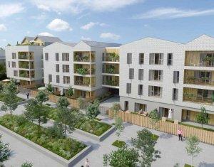 Achat / Vente programme immobilier neuf Pierrefitte-sur-Seine ZAC Briais-Pasteur (93380) - Réf. 3426