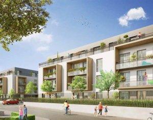 Achat / Vente programme immobilier neuf Pierrelaye proche centre-ville (95480) - Réf. 949