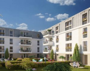 Achat / Vente programme immobilier neuf Pierrelaye proche des transports (95480) - Réf. 2986