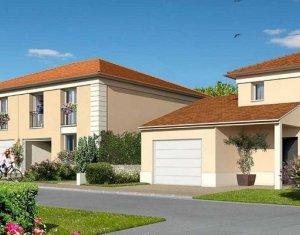 Achat / Vente programme immobilier neuf Pierrelaye proche gare 600m ligne H et C (95480) - Réf. 1292
