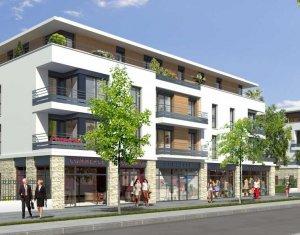 Achat / Vente programme immobilier neuf Plaisir-Grignon quartier résidentiel (78370) - Réf. 2078