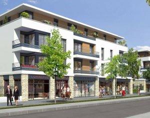 Achat / Vente programme immobilier neuf Plaisir quartier résidentiel (78370) - Réf. 1266