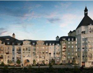 Achat / Vente programme immobilier neuf Plessis-Robinson à 700 mètres du centre-ville (92350) - Réf. 4914