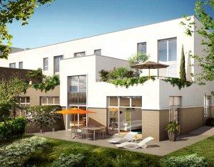 Achat / Vente programme immobilier neuf Poissy 15 minutes de la Défense (78300) - Réf. 1617