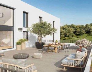 Achat / Vente programme immobilier neuf Poissy proche Château de la Coudraie (78300) - Réf. 2879