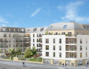 Achat / Vente programme immobilier neuf Poissy proche Place de la République (78300) - Réf. 1671