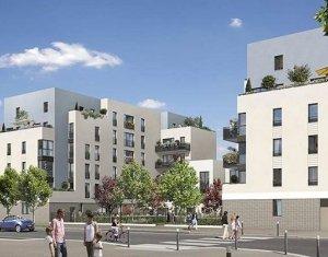 Achat / Vente programme immobilier neuf Poissy quartier de la Coudraie (78300) - Réf. 1181