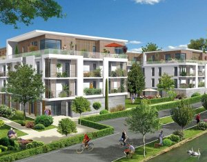 Achat / Vente programme immobilier neuf Pomponne proche gare SNCF et RER (77400) - Réf. 238