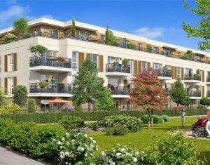 Achat / Vente programme immobilier neuf Pontault-Combault élégance proche du centre-ville (77340) - Réf. 2052