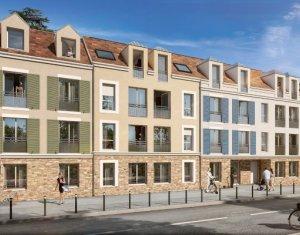 Achat / Vente programme immobilier neuf Pontault-Combault proche commerces (77340) - Réf. 5223