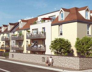 Achat / Vente programme immobilier neuf Pontault-Combault quartier Vieux Pontault (77340) - Réf. 1822