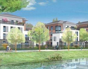 Achat / Vente programme immobilier neuf Pontoise bords de l'Oise (95000) - Réf. 1621