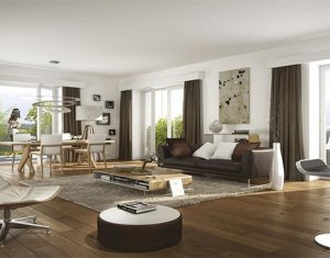 Achat / Vente programme immobilier neuf Pontoise secteur résidentiel (95000) - Réf. 1097