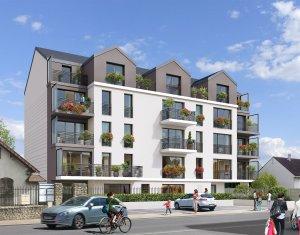 Achat / Vente programme immobilier neuf Quincy-sous-Sénart proche du centre (91480) - Réf. 2032