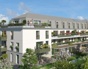 Achat / Vente programme immobilier neuf Raincy proche avenue Thiers (93340) - Réf. 979