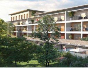 Achat / Vente programme immobilier neuf Rambouillet cœur quartier de l'Etang d'Or (78120) - Réf. 5000