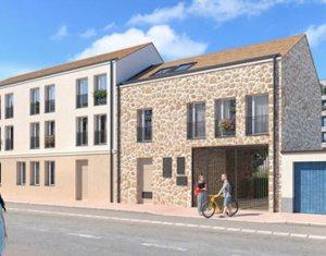 Achat / Vente programme immobilier neuf Rambouillet -  quartier résidentiel Patenôtre Petit Parc (78120) - Réf. 5789