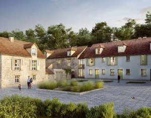 Achat / Vente programme immobilier neuf Rennemoulin proche Mairie (78590) - Réf. 2549