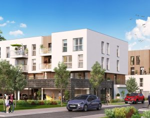Achat / Vente programme immobilier neuf Roissy en Brie proche gare (77680) - Réf. 2145