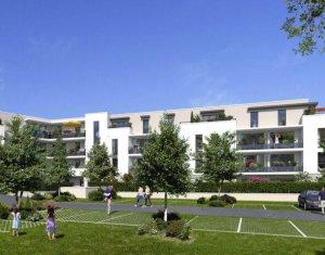 Achat / Vente programme immobilier neuf Roissy-en-Brie proche gare RER E (77680) - Réf. 6330