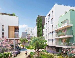 Achat / Vente programme immobilier neuf Romainville à 3km de Paris (93230) - Réf. 2196