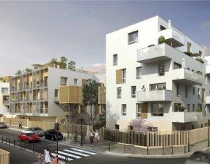 Achat / Vente programme immobilier neuf Romainville proche du métro (93230) - Réf. 1610