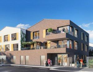 Achat / Vente programme immobilier neuf Romainville proche future station de tramway T1 (93230) - Réf. 5045