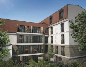 Achat / Vente programme immobilier neuf Romainville proche place du marché (93230) - Réf. 269