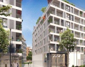 Achat / Vente programme immobilier neuf Romainville quartier de l'Horloge (93230) - Réf. 2683