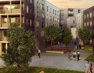 Achat / Vente programme immobilier neuf Romainville ZAC Jean Le Moine proche métro 11 Hôpital (93230) - Réf. 1832