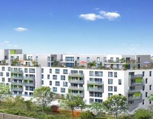 Achat / Vente programme immobilier neuf Rosny-sous-Bois écoquartier de la Mare Huguet (93110) - Réf. 1609