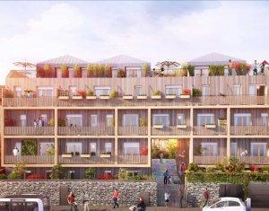 Achat / Vente programme immobilier neuf Rosny-sous-Bois proche centre-ville (93110) - Réf. 1218