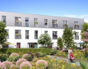 Achat / Vente programme immobilier neuf Rosny-sous-Bois proche du RER E (93110) - Réf. 3453