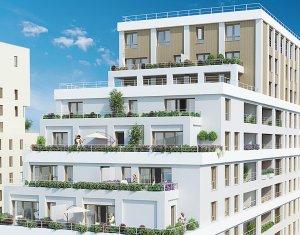 Achat / Vente programme immobilier neuf Rosny-sous-Bois proche métro (93110) - Réf. 2724
