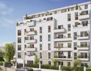Achat / Vente programme immobilier neuf Rosny-sous-Bois quartier résidentiel sud (93110) - Réf. 2645